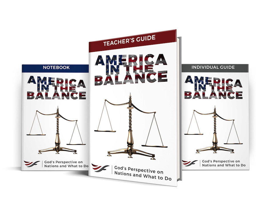 America in the Balance
