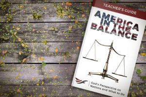 America in the Balance Bible Study